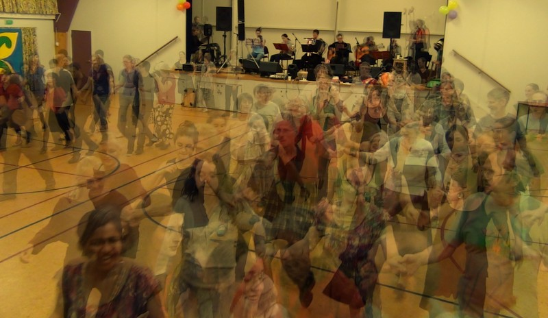 multi exposure contra dance